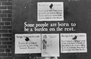 The American Eugenics Movement